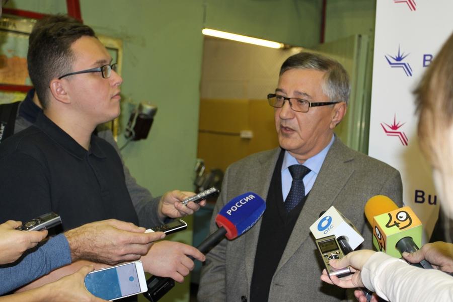 В Новосибирске обсудили крупные научные мегапроекты