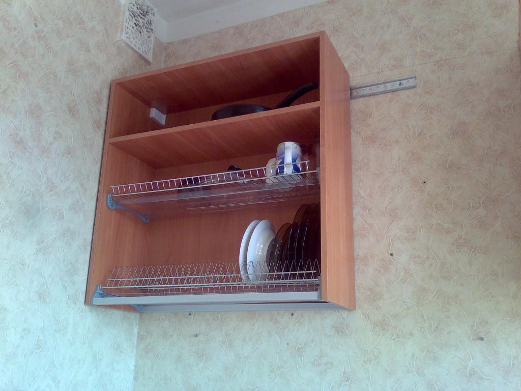 схема сборки сушилки для посуды